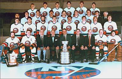 1980 Stanley Cup Champion New York Islanders