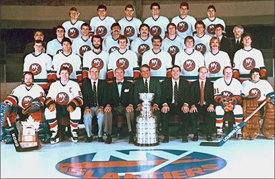 1980 Stanley Cup Champion New York Islanders