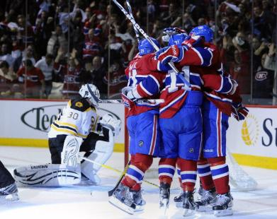 Canadiens Stanley Cup Sweeps