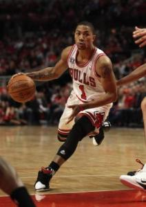 Derrick Rose, 2011 NBA MVP