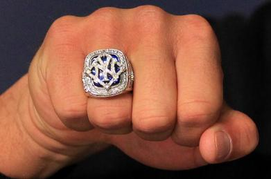 Ny Yankee Players With  World Series Rings