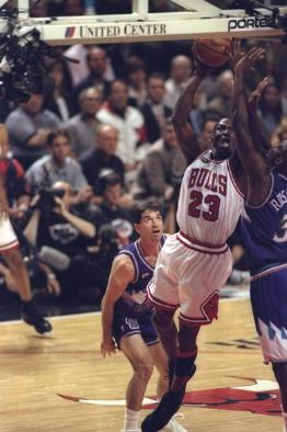 1998 Chicago Bulls vs Utah Jazz NBA Finals