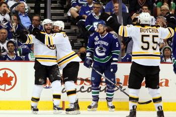Bruins Canucks Game 7