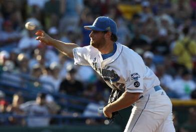 Gerrit Cole UCLA Right-Handed Pitcher Drafted By Pittsburgh Pirates