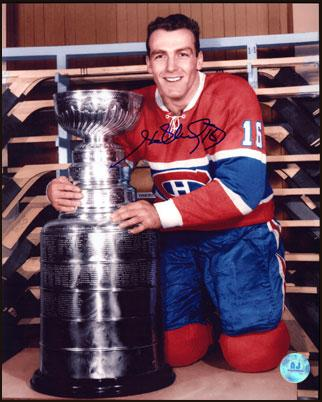 Henri Richard Has Won the Most Stanley Cups in History: 11