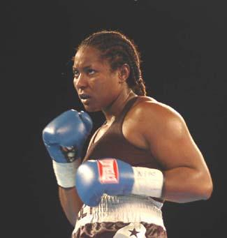 Ijeoma Egbunine - No. 1 Heavyweight Woman Boxer in the World