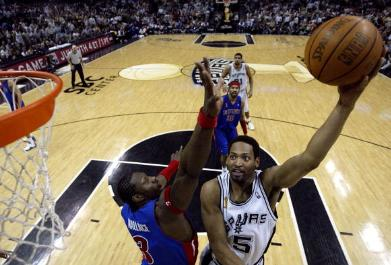 Robert Horry Has Played in the Most Playoff Games of Any Player in NBA History