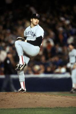 Roger Clemens in 1986