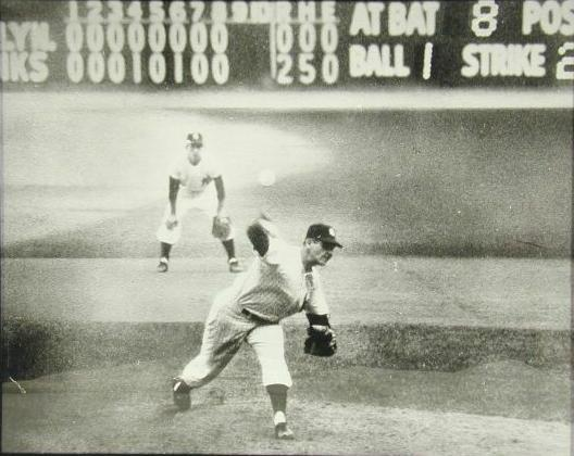 The Most Famous No-Hitter of All Time: NY Yankee Don Larsen's Perfect Game in Game 5 of the 1956 World Series