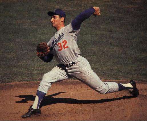 Sandy Koufax, Three-Time Pitching Triple Crown Winner