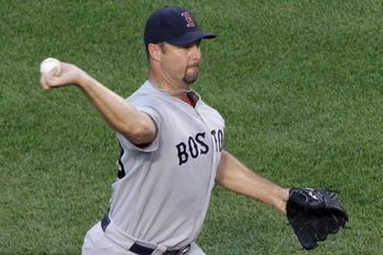 Tim Wakefield, Baseball's Active Wins Leader