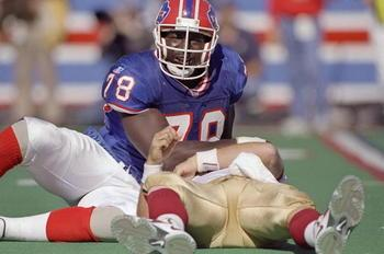 Bruce Smith NFL All-Time Sacks Leader
