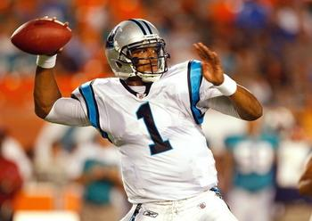 Cam Newton, 2011-12 NFL Offensive Rookie of the Year?