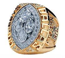 Dallas Cowboys Super Bowl XXVIII Ring