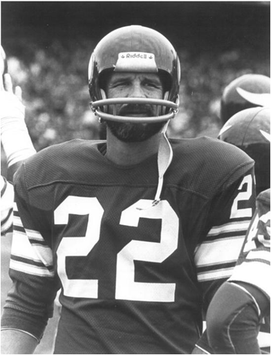 Paul Krause - the NFL's All-Time Interceptions Leader
