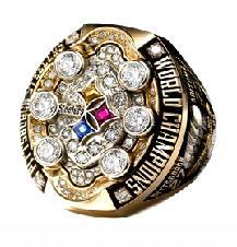 Pittsburgh Steelers Super Bowl XLIII Ring