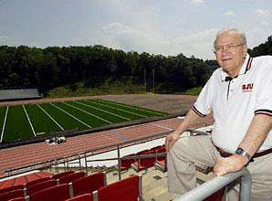 John Gagliardi, Winningest Coach in College Football History - And He's Still Active