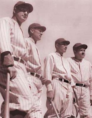 1927 New York Yankees - Murderers' Row