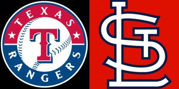 2011 World Series: Texas Rangers vs. St. Louis Cardinals