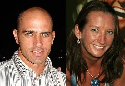Kelly Slater and Layne Beachley, Greatest Professional Surfers