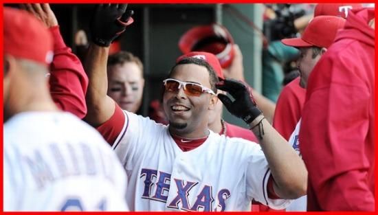Nelson Cruz and the Texas Rangers Are Looking To Redeem Themselves in 2011