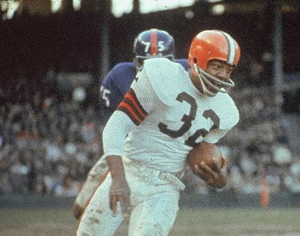 Jim Brown Won the First NFL MVP Award