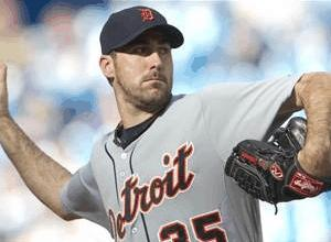 Justin Verlander, 2011 AL MVP and Cy Young Winner