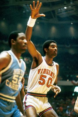 Ralph Sampson, Three-Time AP Player of the Year Winner