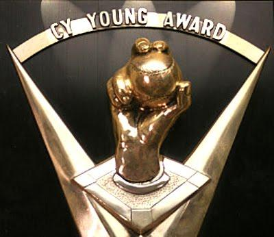 The Cy Young Award for the Best Pitcher of the National and American Leagues