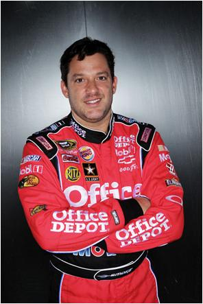 Tony Stewart - 2011 NASCAR Champion and Driver of the Year