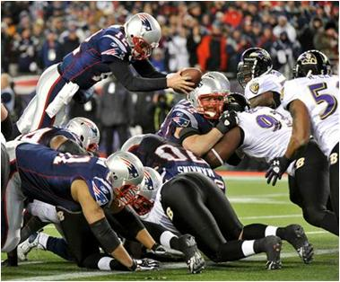The New England Patriots Are Going to the Super Bowl - for the Seventh Time