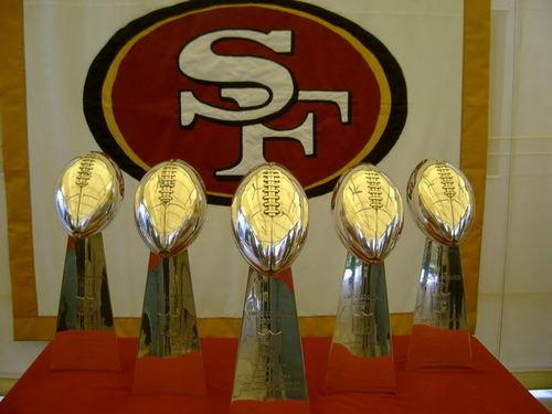The San Francisco 49ers Are 5-0 in the Super Bowl