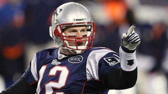Tom Brady Threw 6 Touchdowns Against the Denver Broncos To Tie the Record