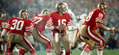 Joe Montana is the Only Three-Time Super Bowl MVP