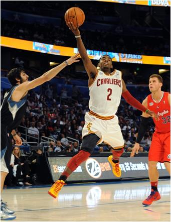NBA All-Star Weekend: Kyrie Irving and Rising Stars ...
