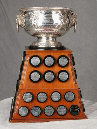 The Art Ross Trophy, Awarded to the Year's Top Scorer (Most Points)