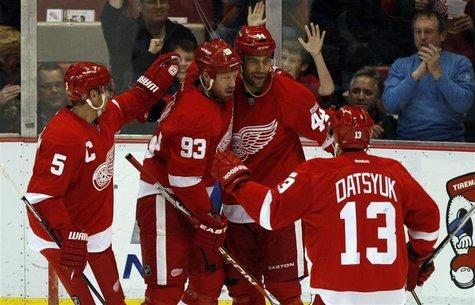 The Detroit Red Wings Will Enter the Postseason for the 21st Year in a Row