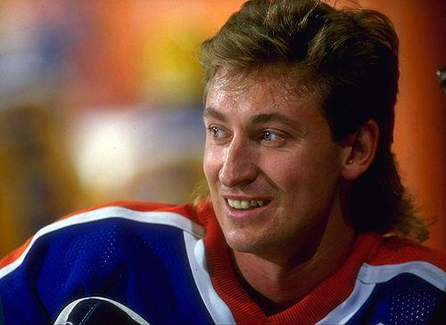 Wayne Gretzky, Rocking the Mullet, Scored the Most Goals in a Season: 92