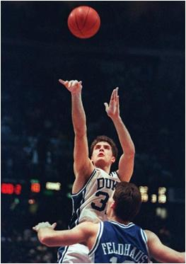 Christian Laettner Has the Most Points in NCAA Tournament History