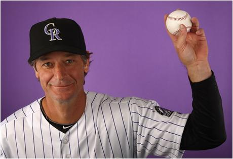 Jamie Moyer is Back. The 49-Year Old Has Made the Colorado Rockies Rotation.