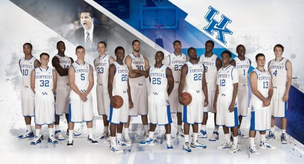 The Kentucky Wildcats Have the Most Wins in NCAA Tournament History and Are the Favorites To Win it All in 2012