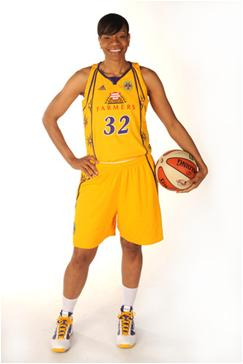 Tina Thompson Has the Most Points in WNBA History (For Now...)