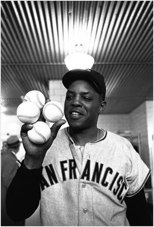 Willie Mays Is One of 12 Baseball Players To Hit Four Home Runs in a Game