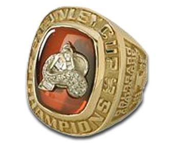 Colorado Avalanche 1996 Stanley Cup Ring