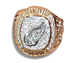 Detroit Red Wings 1997 Stanley Cup Ring
