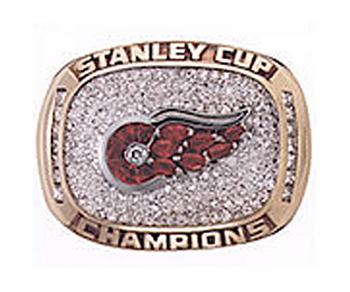 Detroit Red Wings 1998 Stanley Cup Ring