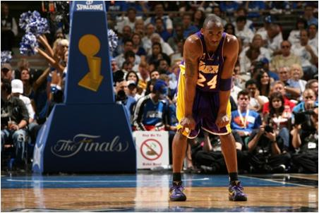 Kobe Bryant Is On His Way to Scoring the Most Points in Playoff History