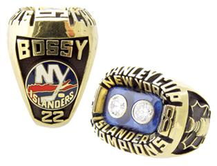 New York Islanders 1981 Stanley Cup Ring