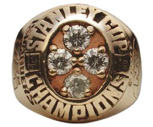 New York Islanders 1983 Stanley Cup Ring