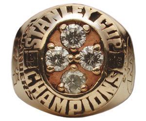 New York Islanders 1983 Stanley Cup Ring